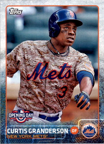 Photo of 2015 Topps Opening Day #2 Curtis Granderson