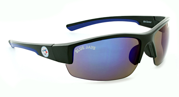 Toronto Blue Jays Hot Corner Sports Sunglasses by Optic Nerve