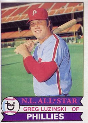 Photo of 1979 Topps #540 Greg Luzinski
