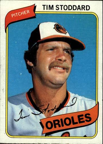 Photo of 1980 Topps #314 Tim Stoddard RC