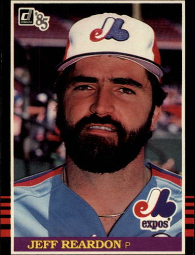 Photo of 1985 Donruss #331 Jeff Reardon