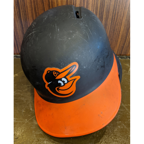 Photo of Mark Trumbo - Team-Issued Road Batting Helmet