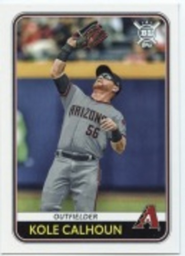 Photo of 2020 Topps Big League #30 Kole Calhoun