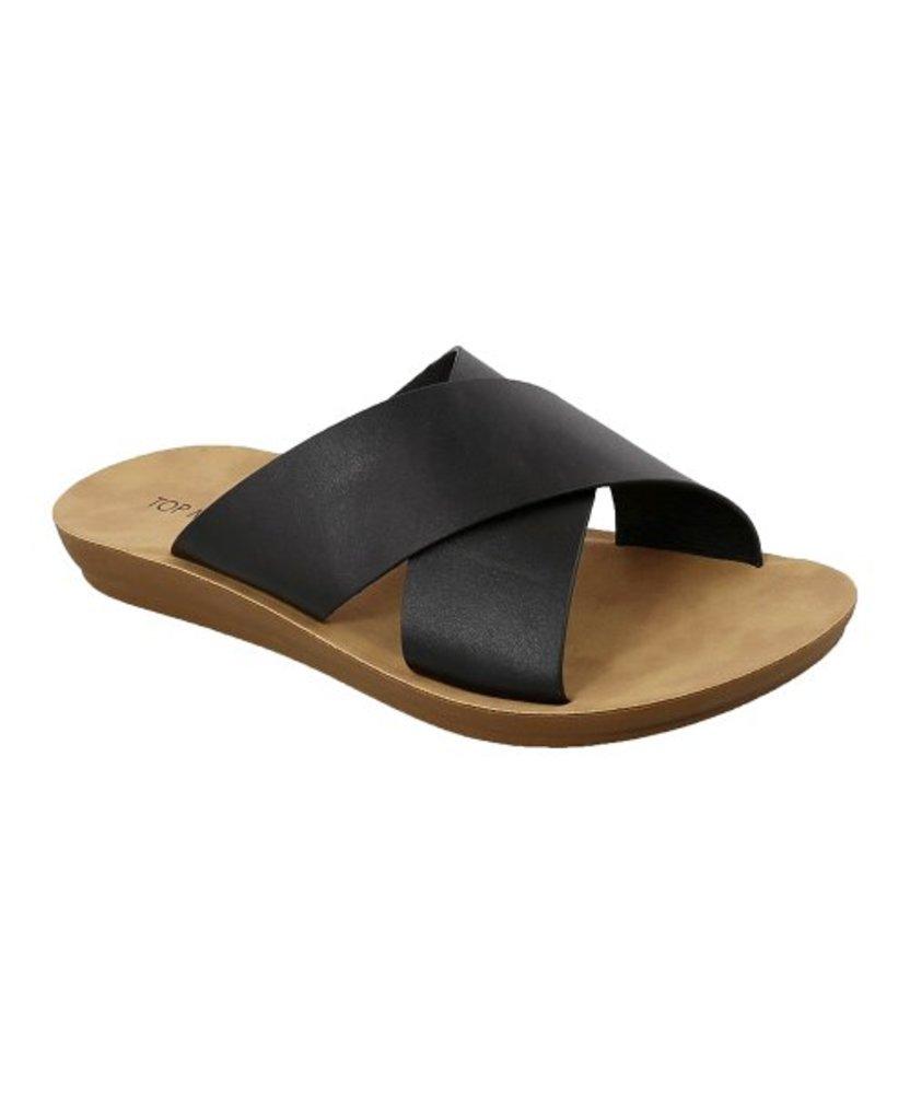 Photo of Top Moda Crisscross Pacome Slide