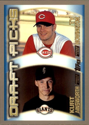 Photo of 2000 Topps #452 K.Ainsworth/Howington RC