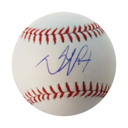Photo of Daniel Norris Autographed Baseball