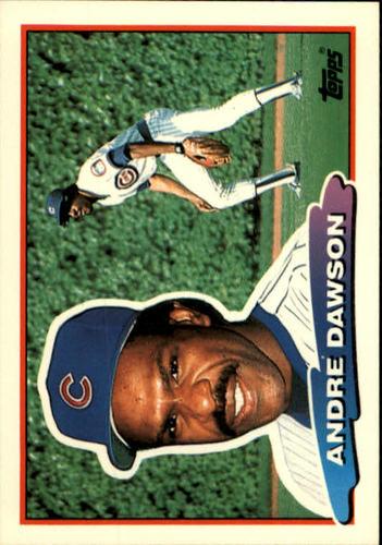 Photo of 1988 Topps Big #153 Andre Dawson