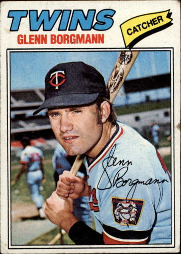 Photo of 1977 Topps #87 Glenn Borgmann