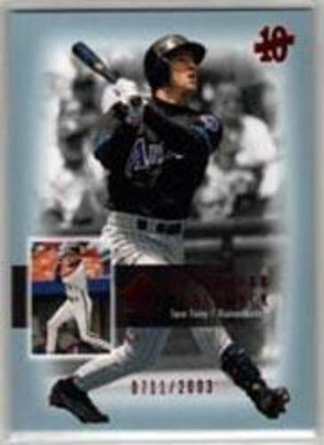 Photo of 2003 SP Authentic Superstar Flashback #SF6 Steve Finley