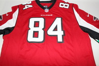FALCONS - RODDY WHITE SIGNED FALCONS REPLICA JERSEY - SIZE XL