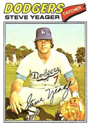 Photo of 1977 Topps #105 Steve Yeager
