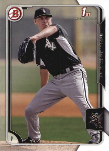 Photo of 2015 Bowman Prospects #BP45 James Dykstra