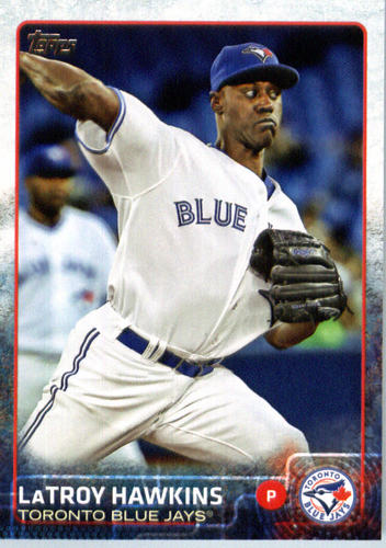 Photo of 2015 Topps Update #US361 LaTroy Hawkins