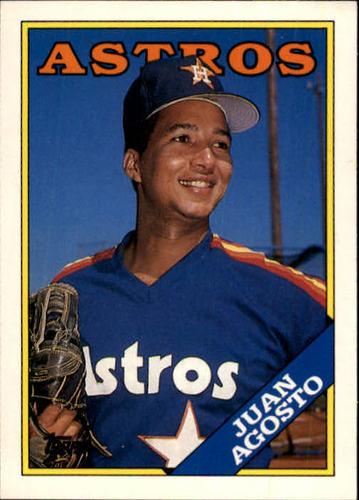 Photo of 1988 Topps Traded #2T Juan Agosto