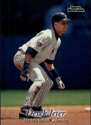 Photo of 1997 Sports Illustrated #128 Derek Jeter