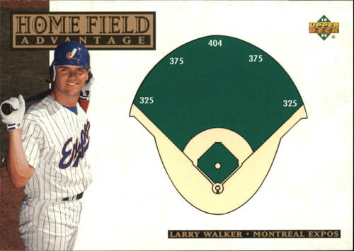 Photo of 1994 Upper Deck #274 Larry Walker