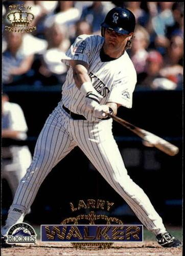 Photo of 1996 Pacific #65 Larry Walker