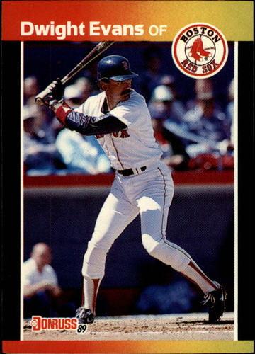 Photo of 1989 Donruss #240 Dwight Evans