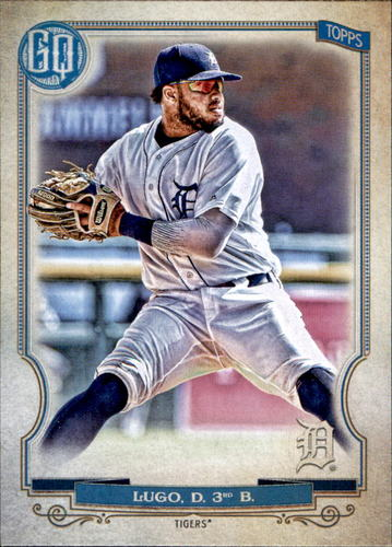 Photo of 2020 Topps Gypsy Queen #32 Dawel Lugo