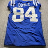 STS - Colts Jack Doyle Signed Game Used Jersey (11/12/17) Size 42