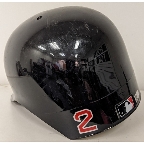 Photo of Team Issued #2 Batting Helmet
