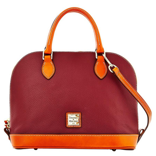 Photo of LOT #65: Dooney & Bourke Zip  Satchel
