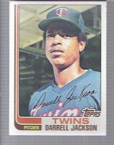 Photo of 1982 Topps #193 Darrell Jackson