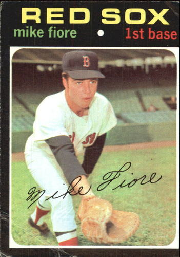 Photo of 1971 Topps #287 Mike Fiore