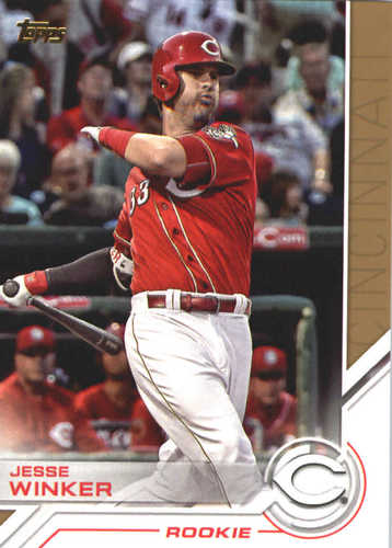 Photo of 2017 Topps Update Salute #USS8 Jesse Winker