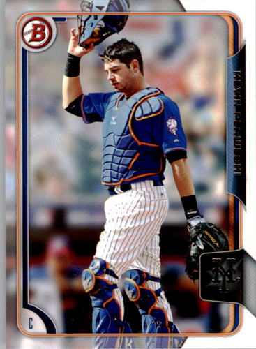 Photo of 2015 Bowman Prospects #BP3 Kevin Plawecki