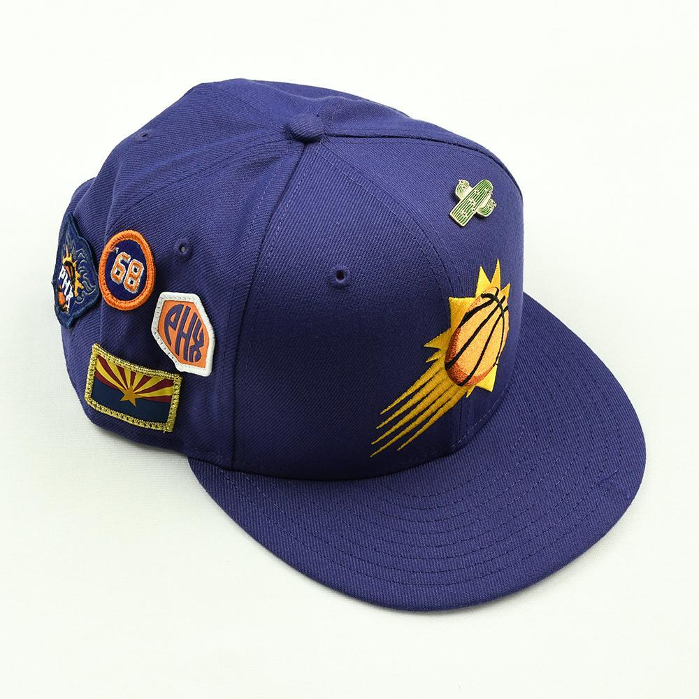 Elie Okobo - Phoenix Suns - 2018 NBA Draft Class - Draft Night Photo-Shoot Worn Hat