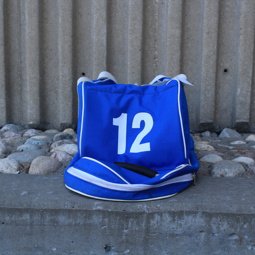 Photo of Team-Issued Equipment Bag: Jorge Soler