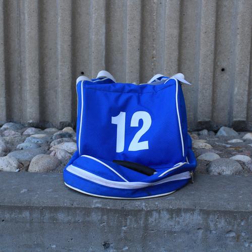 Photo of Team-Issued Equipment Bag: Jorge Soler