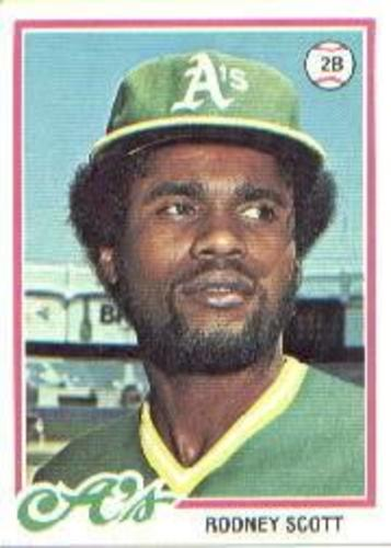 Photo of 1978 Topps #191 Rodney Scott RC
