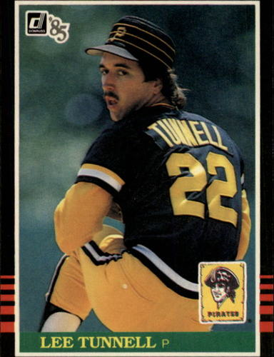 Photo of 1985 Donruss #288 Lee Tunnell