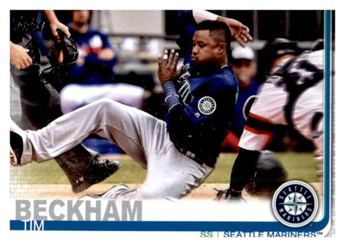 Photo of 2019 Topps Update #US37 Tim Beckham