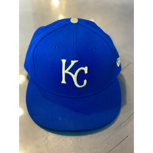 Game-Used Cap: Jorge Soler (Size 7 1/4 - MIN @ KC - 9/27/19)
