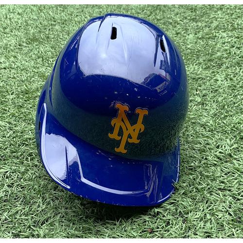 Photo of Team Issued Batting Helmet - #21 - 2021 Season