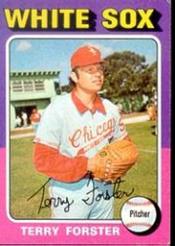 Photo of 1975 Topps #137 Terry Forster