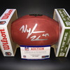 NFL - Colts Nyheim Hines Signed Authentic Football