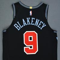 Antonio Blakeney - Chicago Bulls - Game-Worn City Edition Jersey - 2018-19 Season