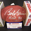 HOF - Dolphins Bob Griese Signed Authentic Football