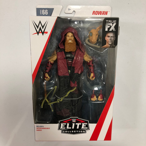 Photo of Rowan SIGNED Elite Series 66 Figure
