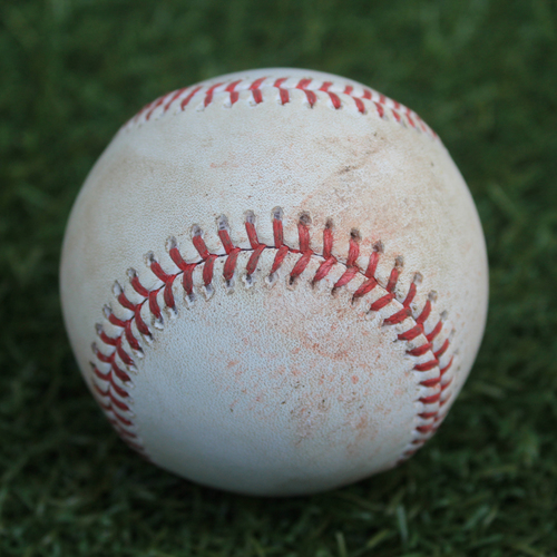 Photo of Game-Used Baseball: Harold Castro 84th Career Hit (DET @ KC - 9/5/19)