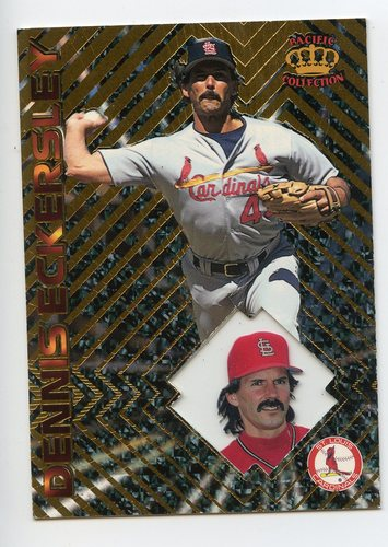 Photo of 1997 Pacific Prisms #137 Dennis Eckersley