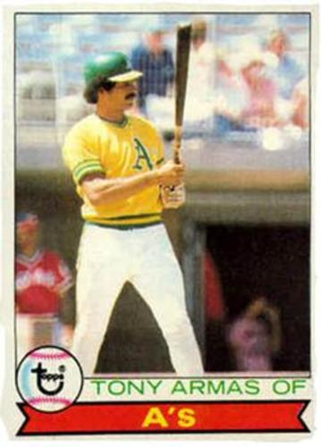 Photo of 1979 Topps #507 Tony Armas