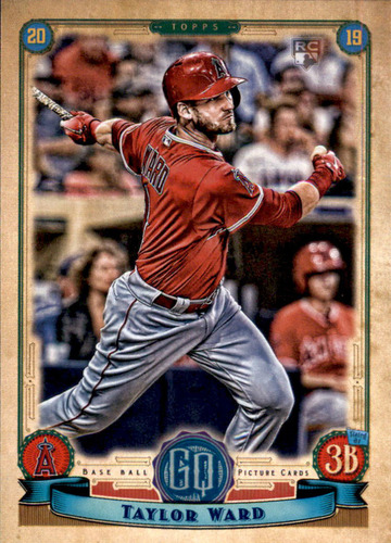 Photo of 2019 Topps Gypsy Queen #139 Taylor Ward RC