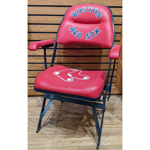 Photo of Will Middlebrooks Fenway Park Locker Room Chair