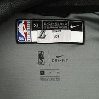 Dwight Howard - Los Angeles Lakers - 2020 NBA Finals Games 1 & 2 - Game-Worn Hooded Warmup Jacket