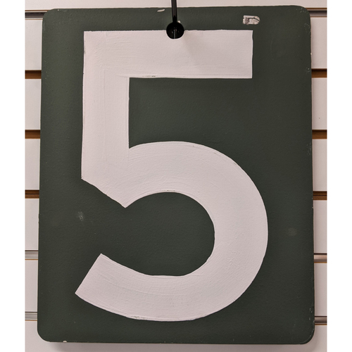 Photo of Fenway Park Green Monster Team Issued Scoreboard #5